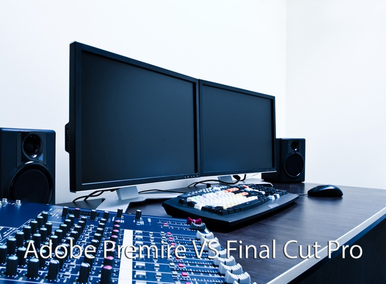 Adobe Premiere Edit Station for corporate video