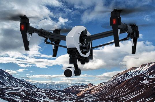 Inspire 1 Drone Camera AmericanMovieCo.com