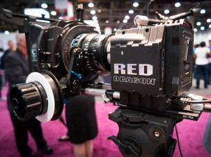 RED Dragon Camera Rental at AmericanMoveieCo.com