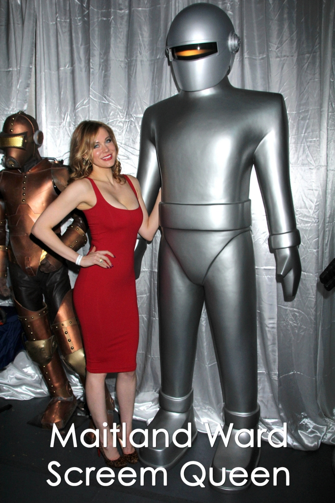Maitland Ward Science Fiction Actress