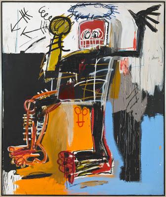 Jean-Michel Basquiat untitled 1981