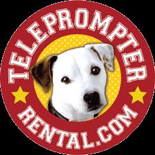 TeleprompterRental.com logo