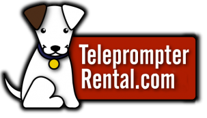 teleprompter, teleprompter rental, teleprompter rental nyc, nyc teleprompter rental, new yourk telepromtper, new york teleprompter rental