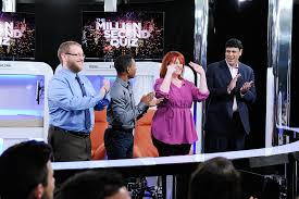Million Second Quiz contestants