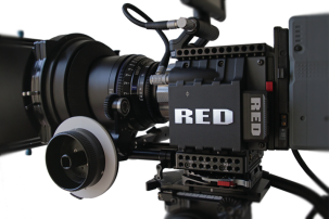 Image of the Red Scarlet cameraa