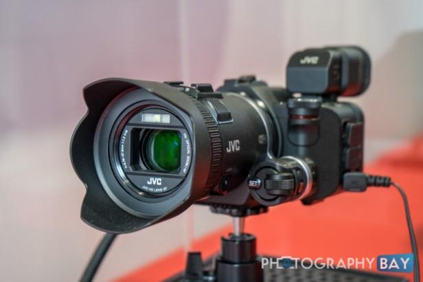 JVC PX100 4K Camcorder