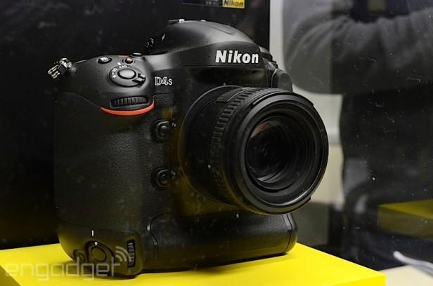 Nikon D4s - CES 2014