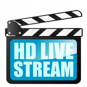 Clapboard - HD Live Stream