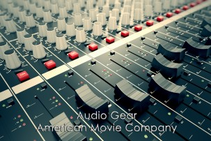 Audio Gear at AmericanMovieCo.com
