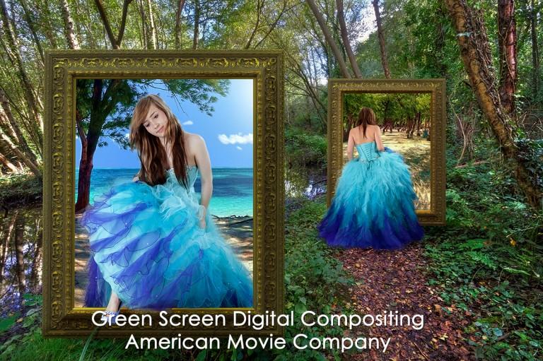 Digital Compositing at American Movie Company NYC