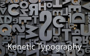 Postproduction: Kinetic Typography: Tutorial For Beginners