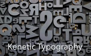 Kinetic Typography AmericanMovieCo.com
