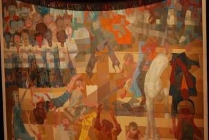 Portinari mural at the UN