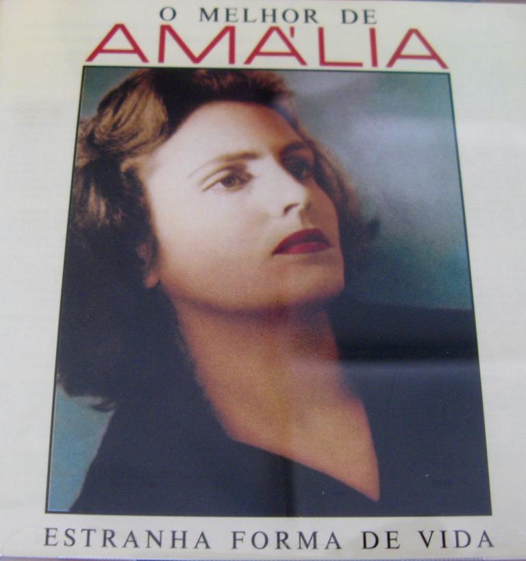 Amália Rodrigues, Fado singer