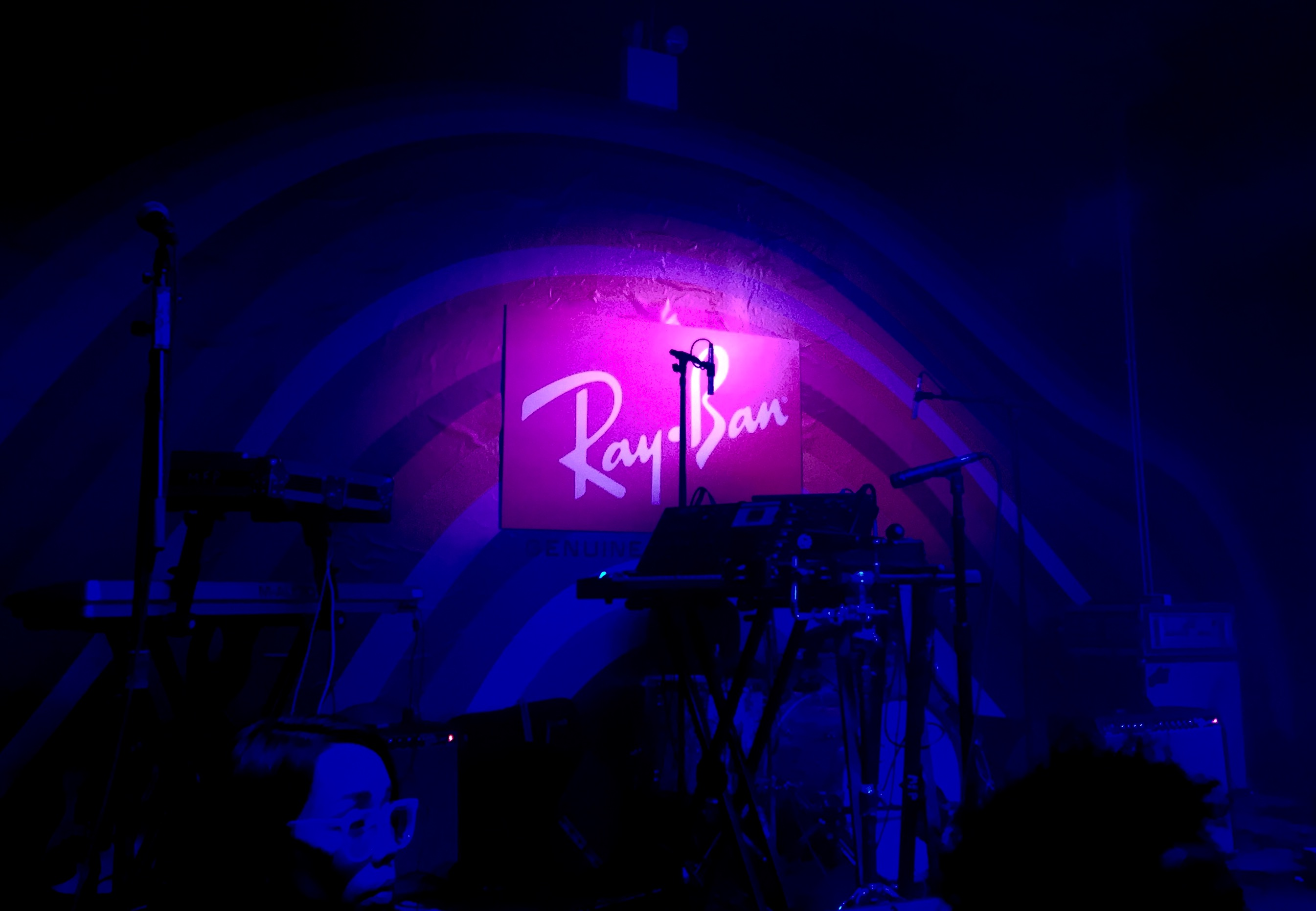 Ray Ban Stage - Empress of concert