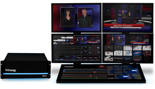 Rent our TriCaster 8000