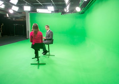 chelsea north green screen studio photo