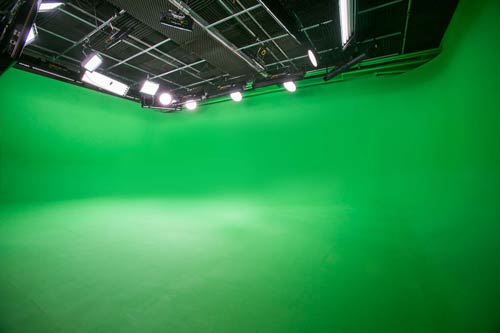 Chelsea North Green Screen Studio