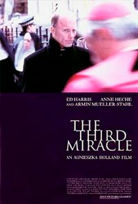 The Third Miracle poster