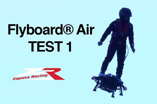 Fly Board Air. Flying Slateboard