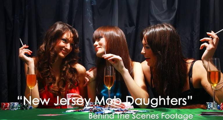"Behind The Scenes ""New Jersey Mob Daughters""  MOW  AmericanMovieCO.com"