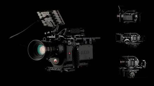 Red Cam Rental Camera