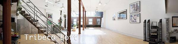 Tribeca studio - wide shot