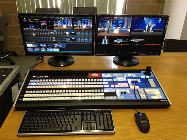 Tricaster 8000 Training