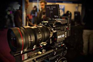 RED Dragon Rental camera