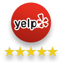 Yelp-5-star-rating logo