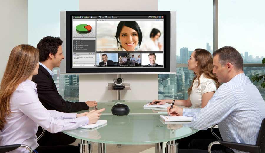 American Movie Company TeleConferencing Service