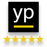 Yellow Pages 5 star rating logo