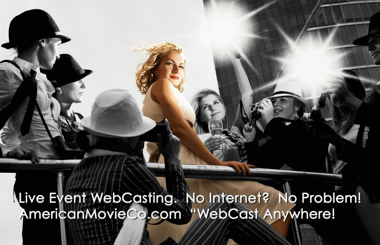 Woman among others - Live Event WebCasting - AmericanMovieCo.com WebCast Anywhere