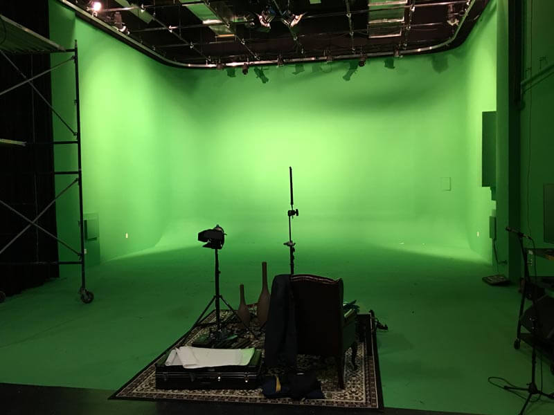 green screen studio astoria