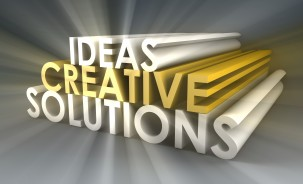 Ideas Creative Solutions graphic
