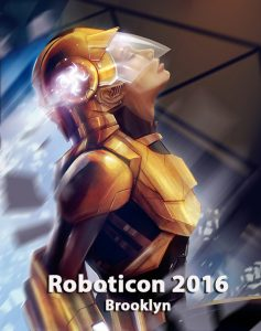 WebCasting the Roboticon 2016 in Brooklyn