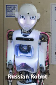 American Movie WebCasting Robots at Roboticon 2016