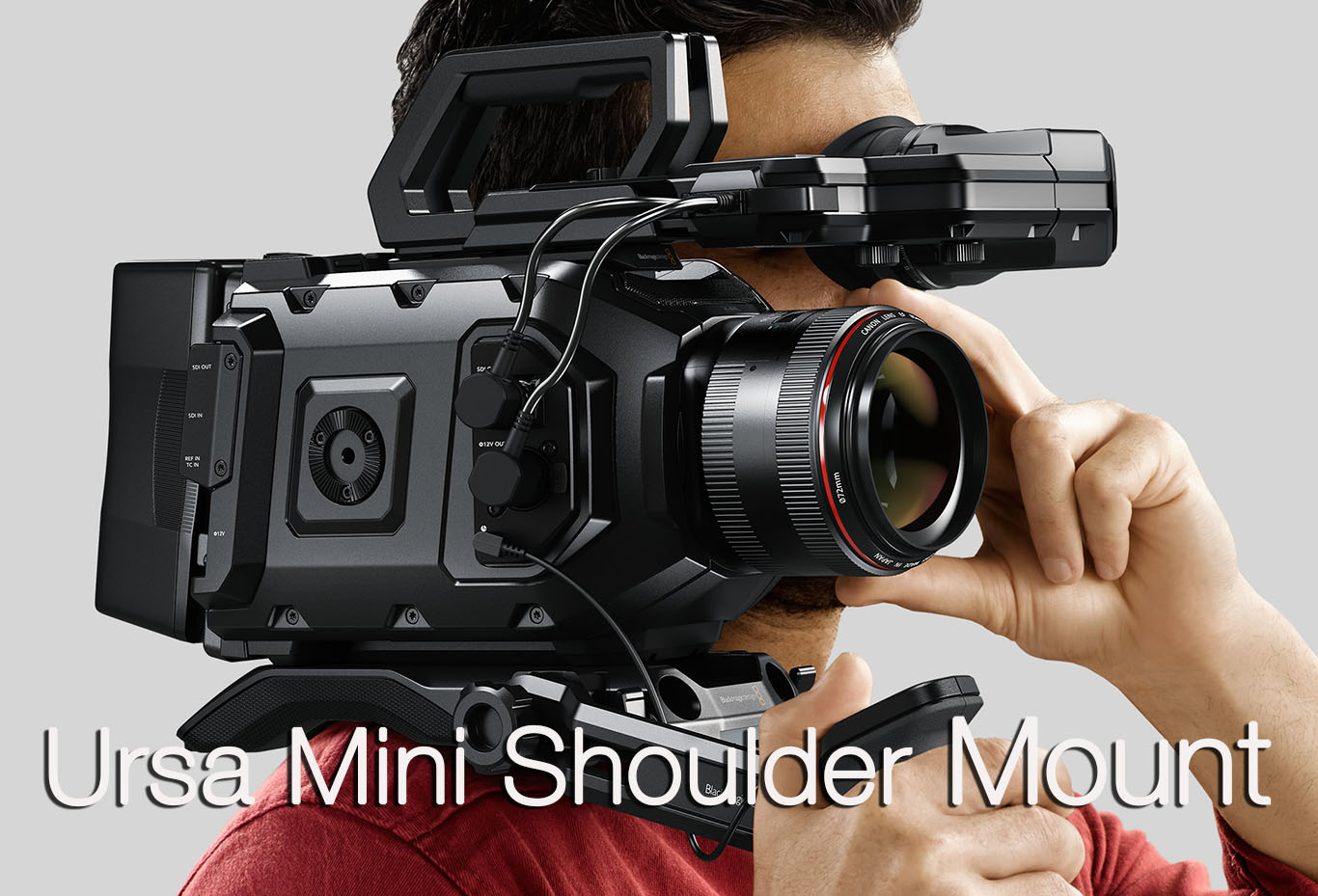 Ursa Mini Shoulder Mount