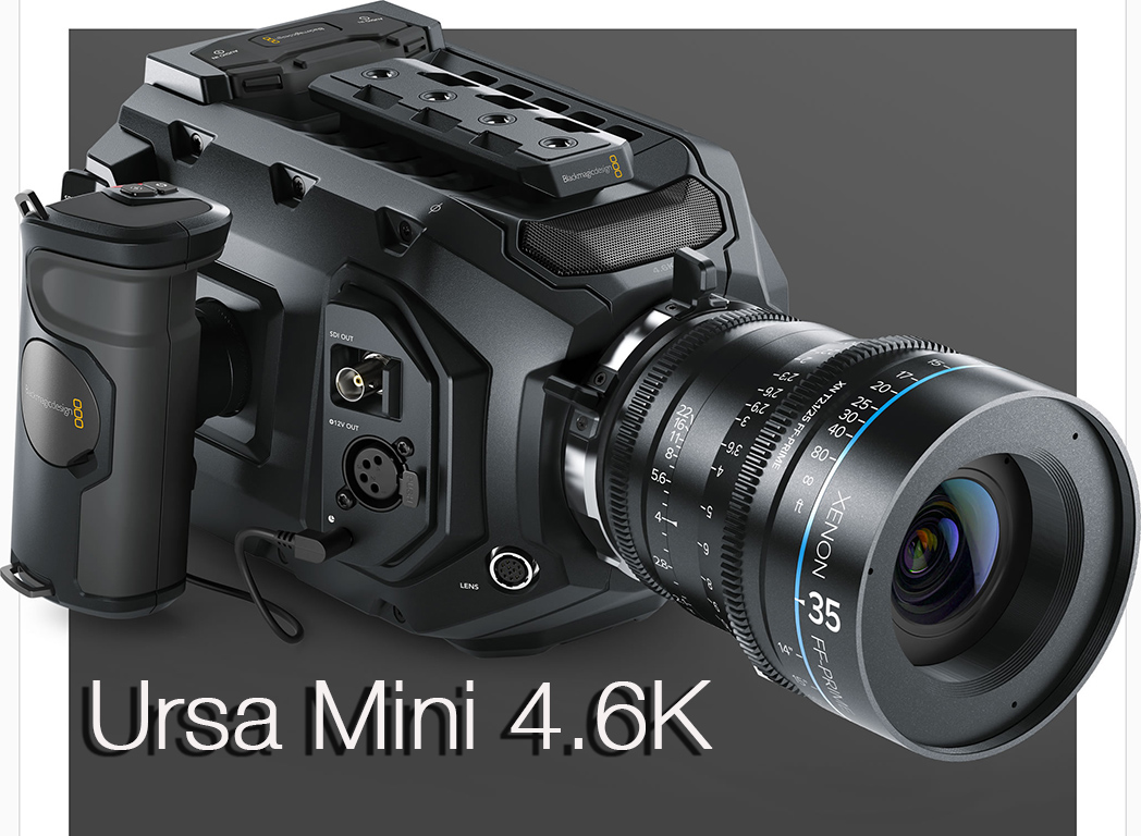 Ursa Mini 4.6k