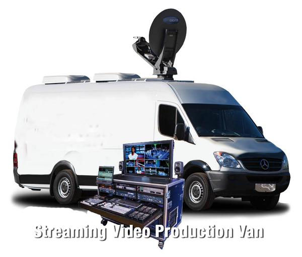 Live Streaming Video NYC Production Truck