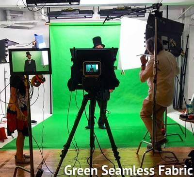 Green Seamless