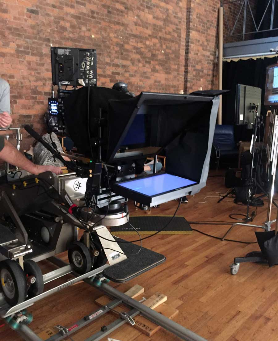 AMC's 10 Tips for Using a Teleprompter Successfully 2