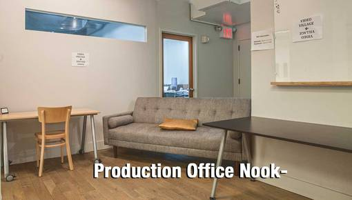 Production Office Nook