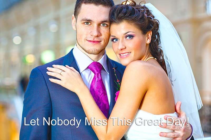 Wedding WebCasting