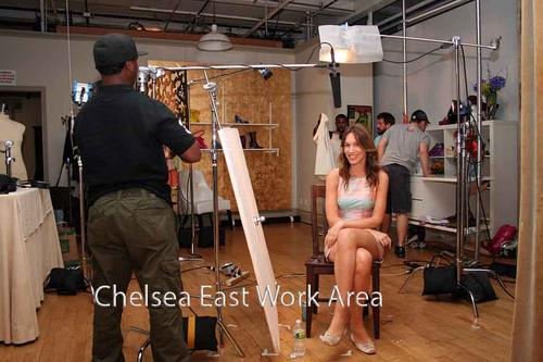 Chelsea East Work Area