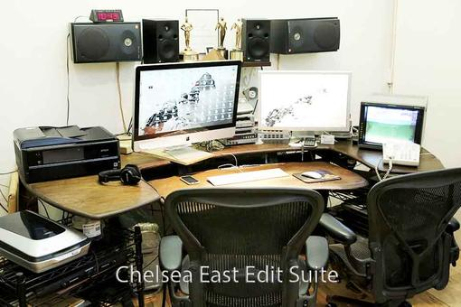 Chelsea East Edit Suite
