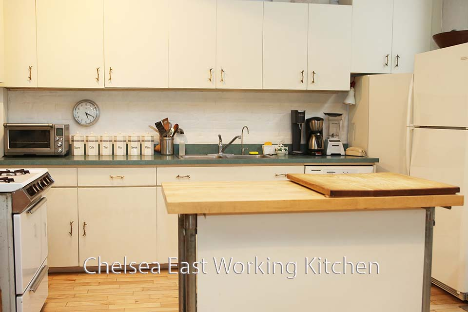 Chelsea East Working Kitchen -