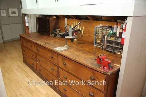 Chelsea East Work Bench
