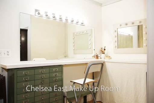 Chelsea East Makeup Room