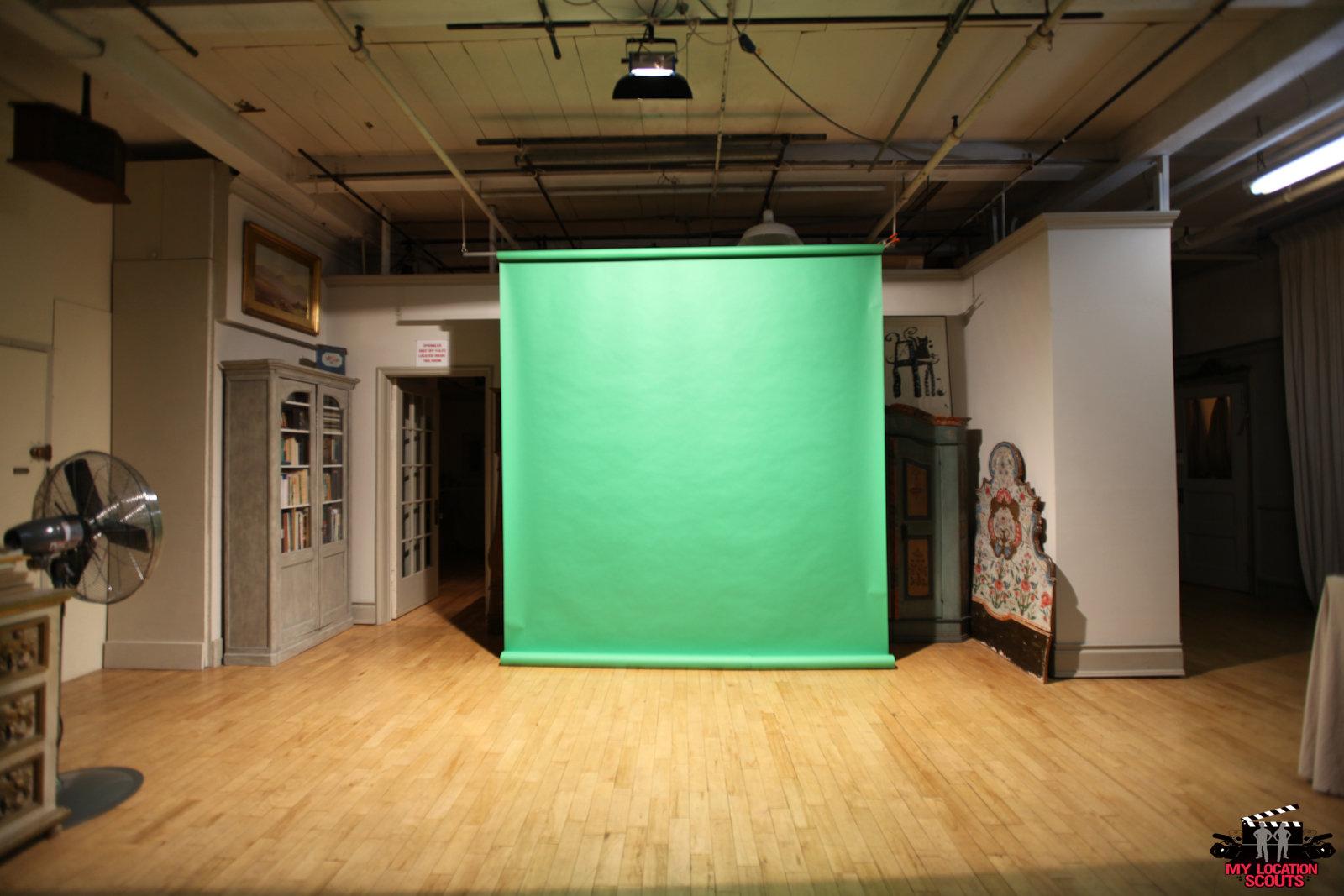 Green Screen Studio Manhattan 800 811 7805